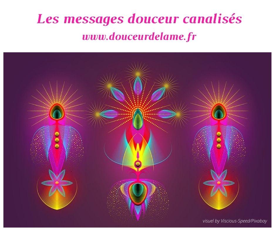 Message Douceur Canalisé (03.11.2020)