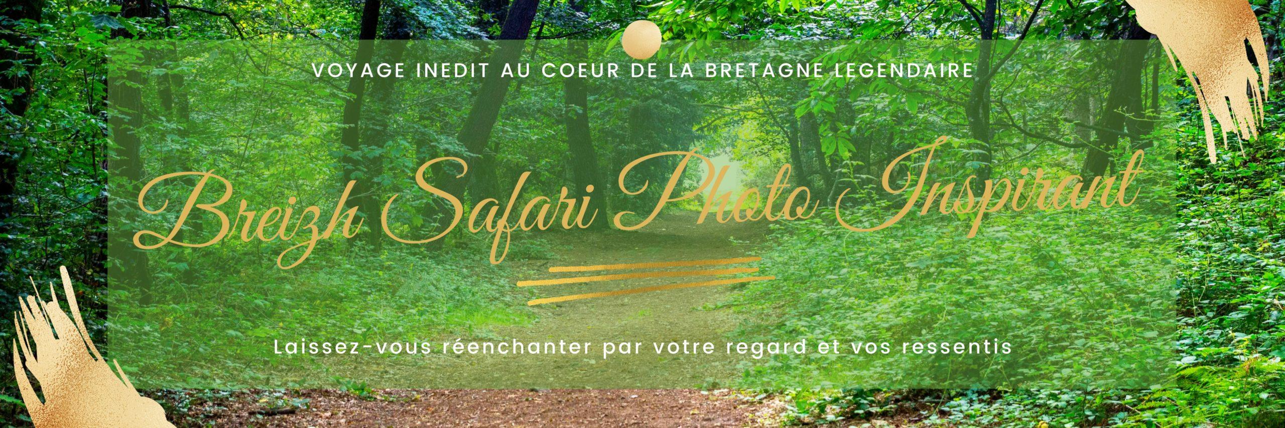 Breizh Safari Photo Inspirant bretagne morbihan, céline vincent, guy coste, bannière